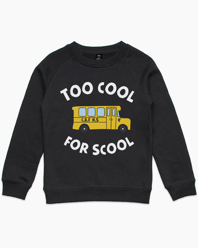 Too Cool for School Kids Sweater Australia Online