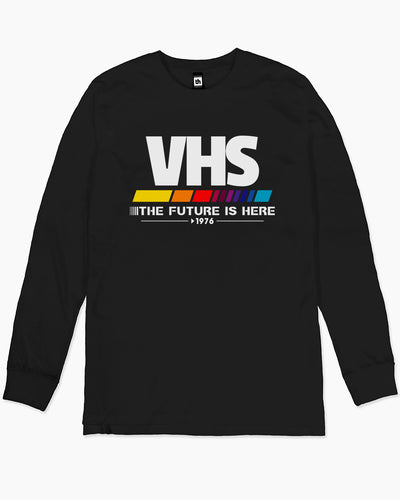 VHS - The Future is Now Long Sleeve Australia Online