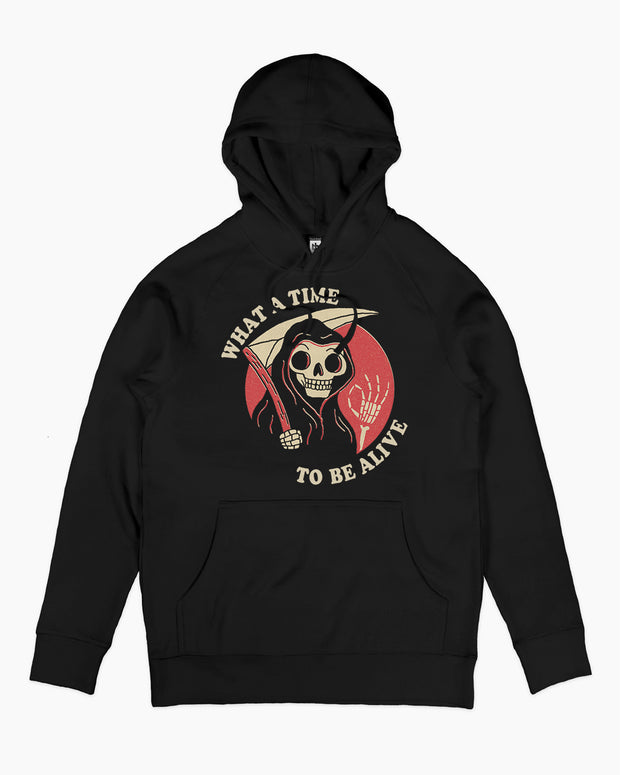 What A Time To Be Alive Hoodie Australia Online