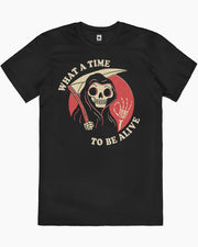 What A Time To Be Alive T-Shirt Australia Online