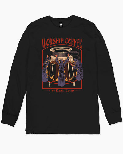 Worship Coffee Long Sleeve Australia Online