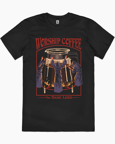 Worship Coffee T-Shirt Australia Online