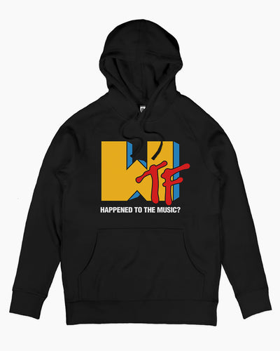 WTF Happened to the Music Hoodie Australia Online