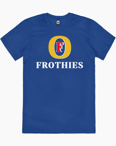 Frothies T-Shirt Australia Online