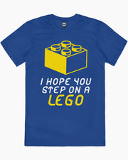 Step On A Lego T-Shirt Australia Online