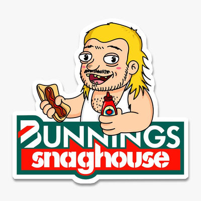 Snaghouse Sticker Australia Online