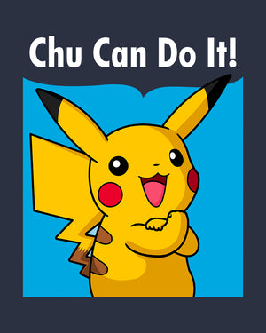 Chu Can Do It! Kids T-Shirt Australia Online