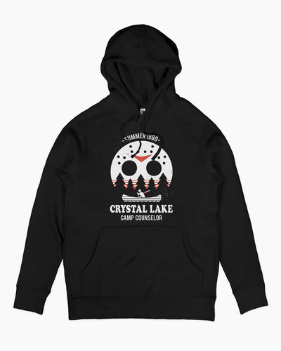 Crystal Lake Camp Counselor Hoodie Australia Online