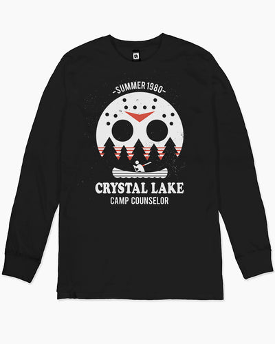 Crystal Lake Camp Counselor Long Sleeve Australia Online