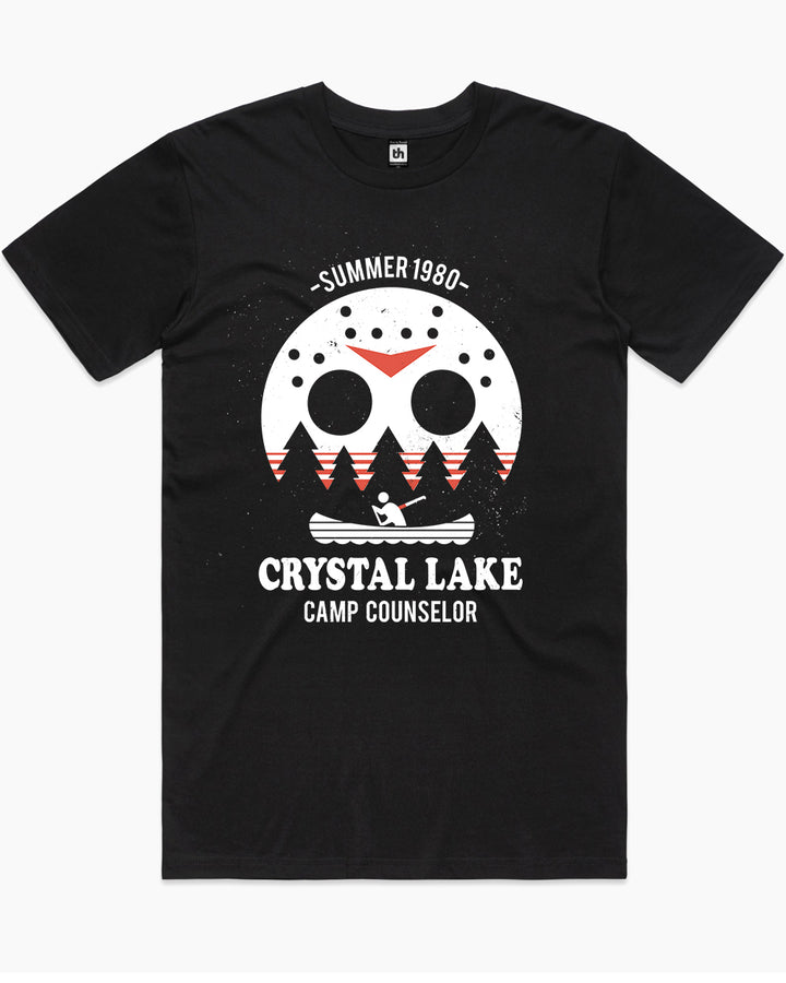 Crystal Lake Camp Counselor T-Shirt Australia Online