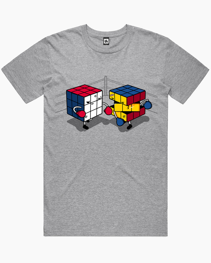 Cube Fight! T-Shirt Australia Online