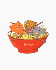 Ramen and Cats T-Shirt Australia Online