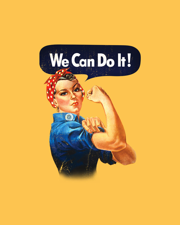Rosie The Riveter T-Shirt Australia Online