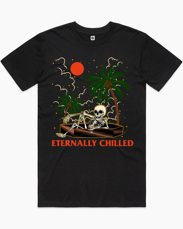 Eternally Chilled T-Shirt Australia Online