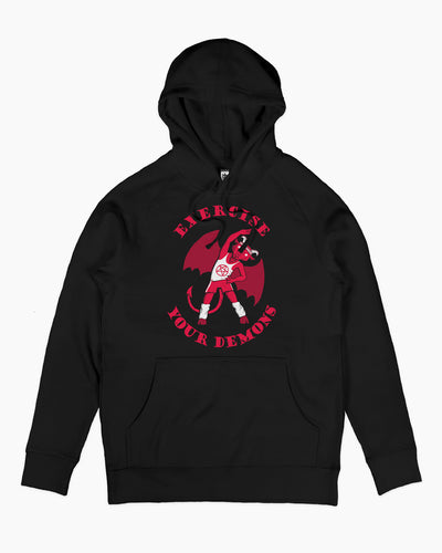 Exercise Your Demons Hoodie Australia Online