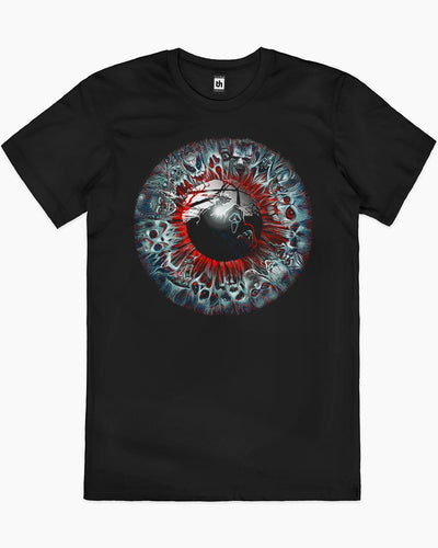 Ghost in Your Eye T-Shirt Australia Online