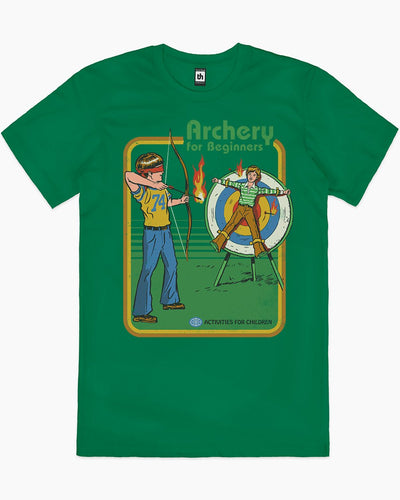Archery for Beginners T-Shirt Australia Online