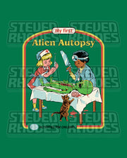 My First Alien Autopsy T-Shirt Australia Online