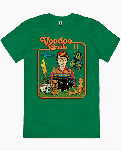 Voodoo Rituals for Beginners T-Shirt Australia Online
