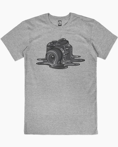 Camera Melt T-Shirt Australia Online