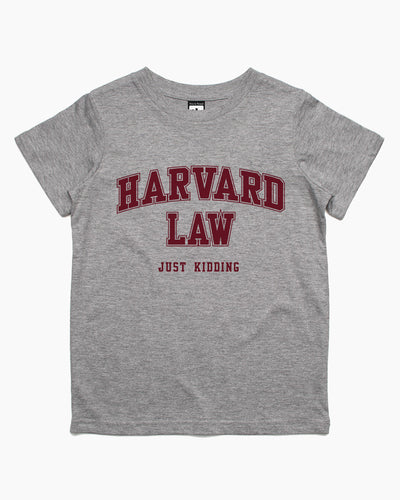 Harvard Law Kids T-Shirt Australia Online