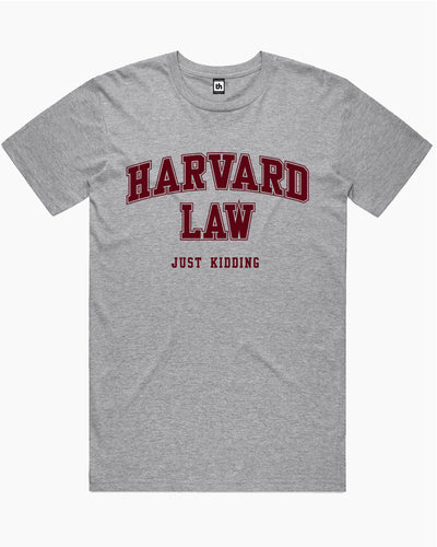 Harvard Law T-Shirt Australia Online