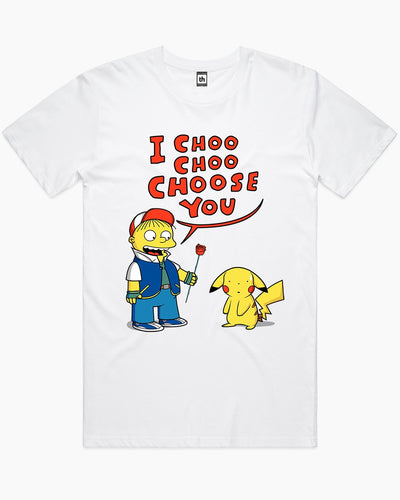 I Choo Choo Choose You! T-Shirt Australia Online