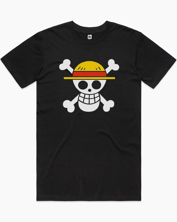 One Jolly Pirate One Piece T-Shirt Australia Online