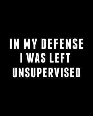 Left Unsupervised T-Shirt Australia Online