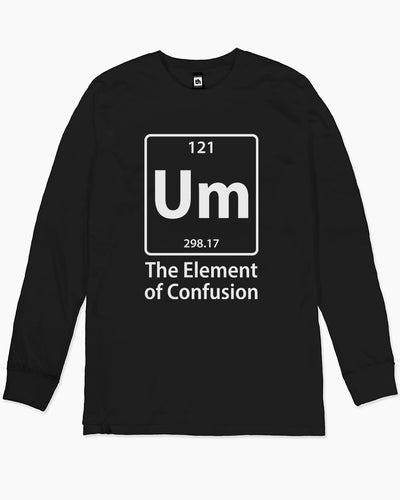 Element of Confusion Long Sleeve Australia Online