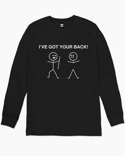 Got Your Back Long Sleeve Australia Online