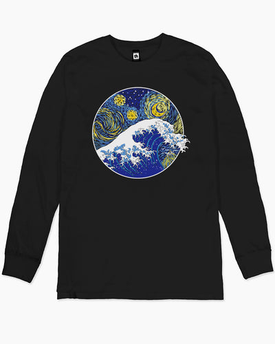 Great Starry Wave Long Sleeve Australia Online