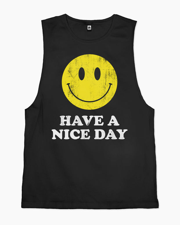 Have A Nice Day Tank Australia Online