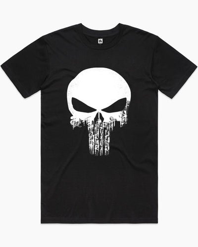 Weapons of Punishment T-Shirt Australia Online