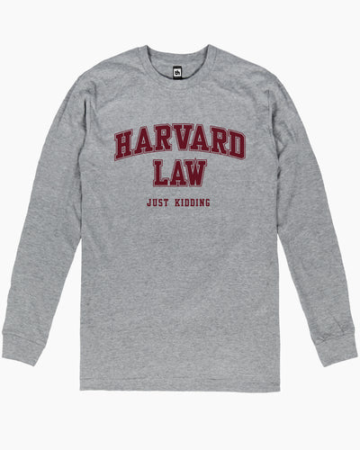 Harvard Law Long Sleeve Australia Online