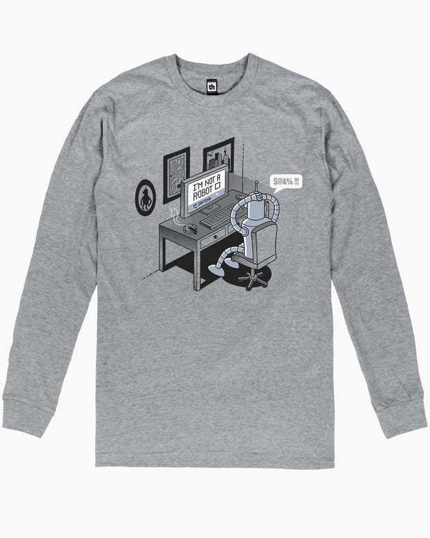 Robot Problems Long Sleeve Australia Online