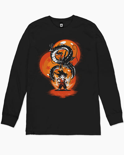 The Boy with the Dragon Long Sleeve Australia Online