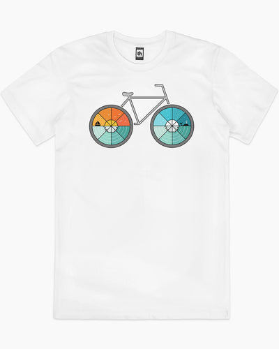 Bicycle Nature T-Shirt Australia Online
