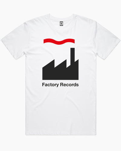 Factory Records T-Shirt Australia Online