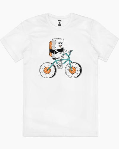 Sushi Bicycle T-Shirt Australia Online