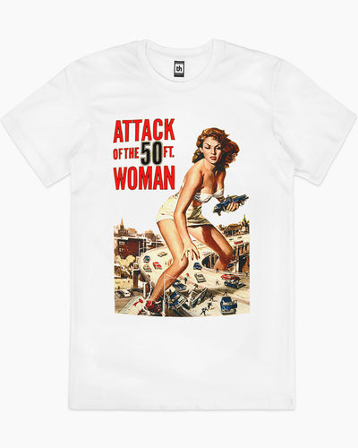 Tall Woman T-Shirt Australia Online