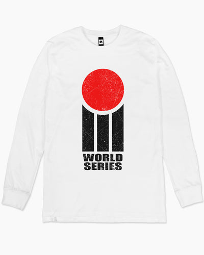 World Series Cricket Long Sleeve Australia Online