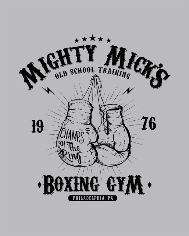 Mighty Mick's Boxing Gym T-Shirt Australia Online