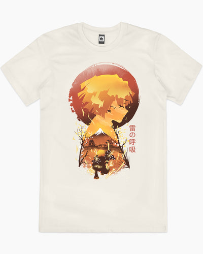 Breath of Thunder T-Shirt Australia Online