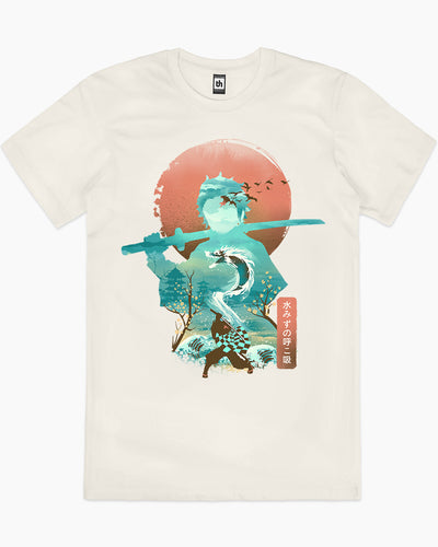 Breath of Water T-Shirt Australia Online