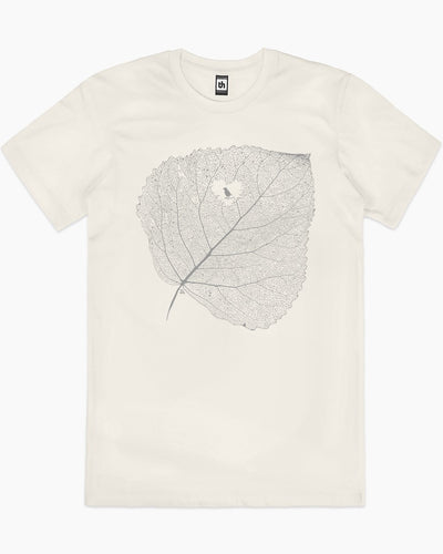 Ghost of Leaf and Feather T-Shirt Australia Online