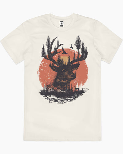 Look Deep Into Nature T-Shirt Australia Online