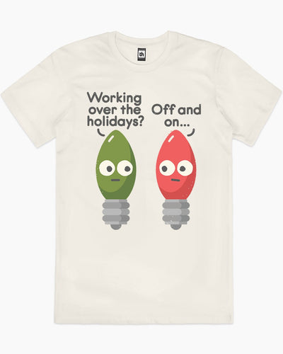 Seasonal Employment T-Shirt Australia Online