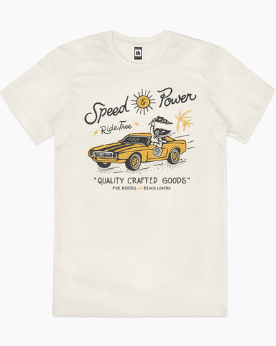 Speed & Power T-Shirt Australia Online