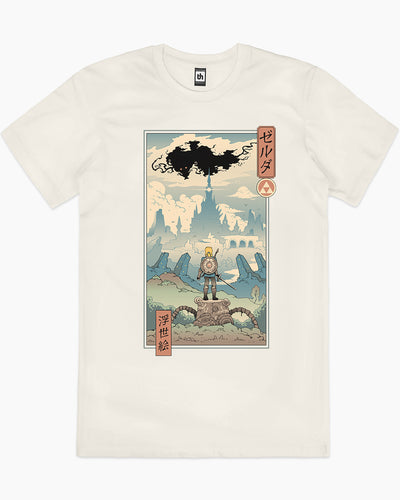 The Legend Ukiyo-e T-Shirt Australia Online
